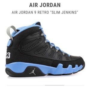 """Air Jordan 9 Retro """"Slim Jenkins"""""""